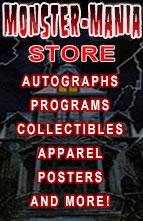 Monster-Mania Con / Philadelphia horror convention - East